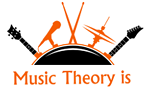 music theory is logo
