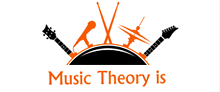 music theory is logo