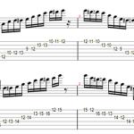 major blues scale