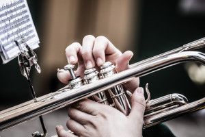 playing the trumpet - module 2