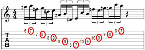chromatic chord