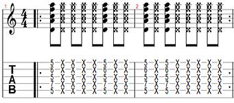 Rhythmic exercise 10