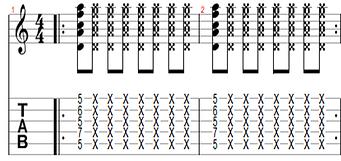 Rhythmic exercise