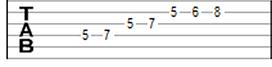 tablature