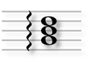 arpeggio in sheet music