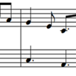 cancel an accidental of key signature