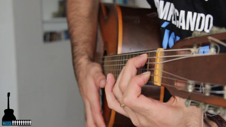 hook position of the fingers